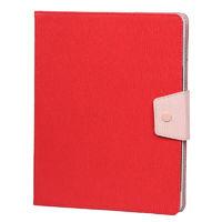 Чехол Smart-cover для Apple iPad 2/3/4, красный