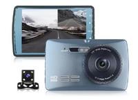 """Видеорегистратор с камерой заднего вида A10, FHD, IPS 3.0"""""""