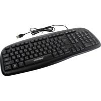 Клавиатура проводная Smart Buy 116 ONE (SBK-116-K), USB, черный