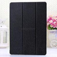 Чехол Smart-cover для Apple iPad mini 1,2,3, полиуретан, текстурированный, черный