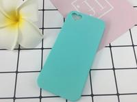 Чехол-накладка на Apple iPhone 6/6S Plus, силикон, матовый, бирюзовый