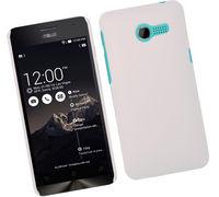 Чехол-накладка для Asus Zenfone 4 4.0'' (A400CG) силикон, белый