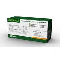 Картридж лазерный Perfeo CF283X для HP LJ Pro M225MFP/M201/Canon №737, 2,2K