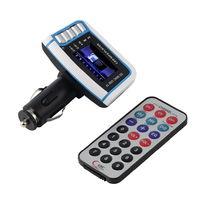 FM-модулятор, Noname, SD/microSD, USB, 5кн, пульт