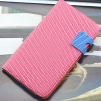 Чехол-книжка на Apple iPhone 4/4S, полиуретан, магнитный с язычком, NM, розовый
