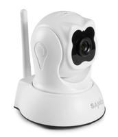IP-камера Sannce NS1, 720p, Wi-Fi, microSD, вращение 360 гр, ночной режим, белый