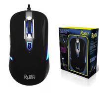 Мышь проводная, игровая, Smart Buy 711 RUSH (SBM-711G-K), оптическая, черный