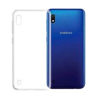 Чехол-накладка на Samsung A10 (A105) (2019) силикон, ультратонкий, прозрачный