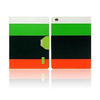 Чехол Smart-cover для Apple iPad mini 1,2,3, кожа, цветной 1