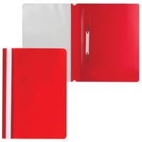 Скоросшиватель для файлов, STAFF, пластиковый, 120мкм