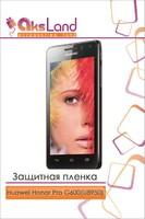 Защитная пленка на дисплей Huawei Honor Pro G600(U8950)