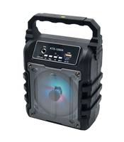 Портативная колонка, Орбита KTS-1050A, Bluetooth, USB, AUX, TF, микрофон, черный