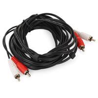 Кабель аудио 2 RCA (M) -> 2 RCA (M) 3м
