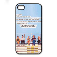 Чехол-накладка на Apple iPhone 6/6S Plus, пластик, painted 8
