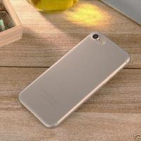 Чехол-накладка на Apple iPhone 7/8, пластик, ультратонкий, матовый, серый