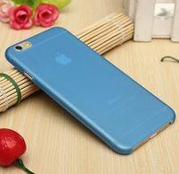 Чехол-накладка на Apple iPhone 7/8, пластик, ультратонкий, матовый, голубой