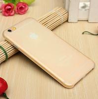 Чехол-накладка на Apple iPhone 7/8, пластик, ультратонкий, матовый, бежевый