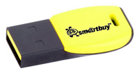 Память USB 2.0 Flash, 8GB, Smart Buy Cobra Yellow