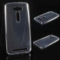 Чехол-накладка для Asus Zenfone 2 5.5'' Laser (ZE550KL) силикон, ультратонкий, прозрачный