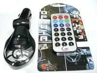 FM-модулятор, Орбита TDS-131А, USB/SD/microSD, пульт