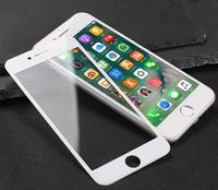 Защитное стекло для Apple iPhone 7 Plus (8 Plus) на дисплей, 3D, белый