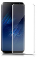 Защитное стекло для Samsung Galaxy S8 Plus 3D, прозрачное