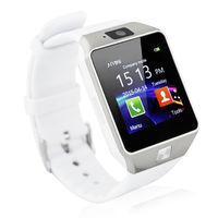 Смарт-часы ZD09, microSim, 240*240 TFT, BT, 0,3Mp cam, microSD, белый