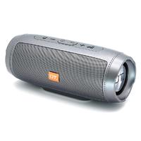 Портативная колонка, Орбита OT-SPB105, Bluetooth, USB, FM, AUX, TF, 10 Вт, 1200mAh, серый