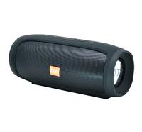 Портативная колонка, Орбита OT-SPB20, Bluetooth, USB, FM, AUX, TF, 20 Вт, 4000mAh, powerbank, черный