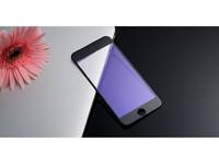 Защитное стекло Apple iPhone 6/6S Plus 3D, Remax Anti Blue Ray, на дисплей, черный