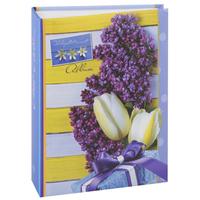 Фотоальбом 10x15, 100 шт, Цветы (IA-100 PP-(021))