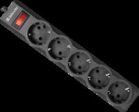 Сетевой фильтр Defender ES largo, 5 розеток, 3м