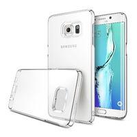 Чехол-накладка на Samsung Note 5 силикон, ультратонкий, прозрачный