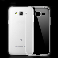 Чехол-накладка на Samsung J7 (J710) (2016) силикон, ультратонкий, прозрачный