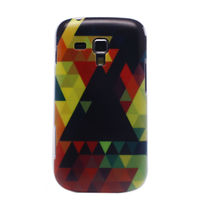 Чехол-накладка на Samsung S Duos (S7562) пластик, paint 1