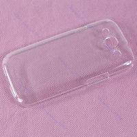 Чехол-накладка на Samsung S3 пластик, прозрачный