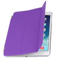 Чехол Front-case для Apple iPad mini 4, полиуретан, фиолетовый