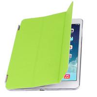 Чехол Front-case для Apple iPad mini 4, полиуретан, зеленый