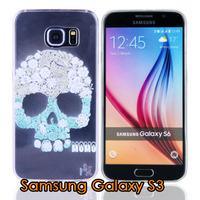 Чехол-накладка на Samsung S3 силикон, ультратонкий, painted 1