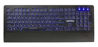 Клавиатура проводная Smart Buy 353 (SBK-353U-K), USB, с подсветкой, черный