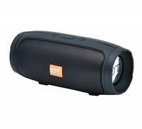 Портативная колонка, Орбита OT-SPB14, Bluetooth, USB, FM, microSD, черный