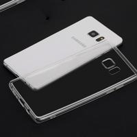Чехол-накладка на Samsung J3 (J330) (2017) силикон, ультратонкий, прозрачный