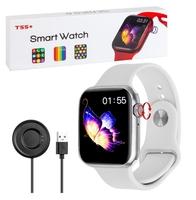Фитнес-браслет Watch 6 44mm, T55 Plus, Bluetooth, 200mAh, IP67, белый