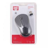 Мышь беспроводная, Smart Buy 329AG-K ONE, оптическая, 3кн, серый