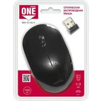 Мышь беспроводная, Smart Buy 351 ONE, оптическая, 3кн, черный