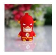 Память USB 2.0 Flash, супергерой с рогами, красный, 16 Gb
