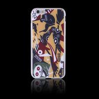 Чехол-накладка на Apple iPhone 6/6S, силикон, momo