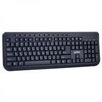 Клавиатура Perfeo Texter (PF-004), USB, мультимедийная, черный