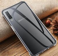 Чехол-накладка на Samsung A9 (A920) (2018) силикон, ультратонкий, прозрачный