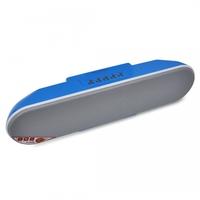 Портативная колонка, WSTER WS-1003BT, Bluetooth, USB, mSD, AUX, черный